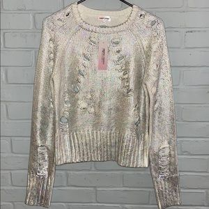 Cool sweaters . Size 2/s. New!!